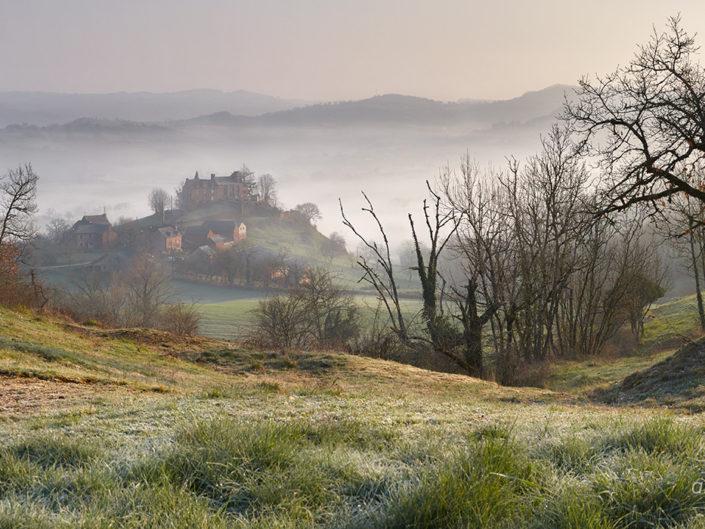 La Capelle Mouret, Mouret, Aveyron, Mars