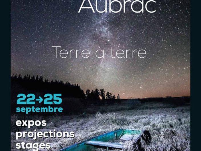 Phot'Aubrac, festival photo en Aubrac, affiche 2016