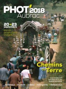 Festival Phot'Aubrac affiche 2018