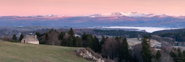 Buron de Venzac, Lacalm, Aveyron, Décembre