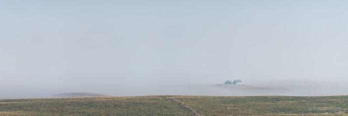 Buron de Plèches Hautes, Lozère, Septembre