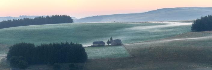 Buron du Théron, Lozère, Septembre
