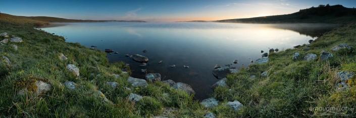 Lac de Saint Andéol, Marchastel, Lozère, Juin