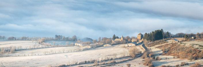 Bonnefon, Aveyron, Janvier