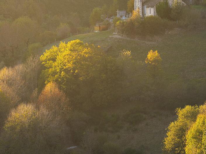 Saint Martin de Montbon, Aurelle-Verlac, Novembre