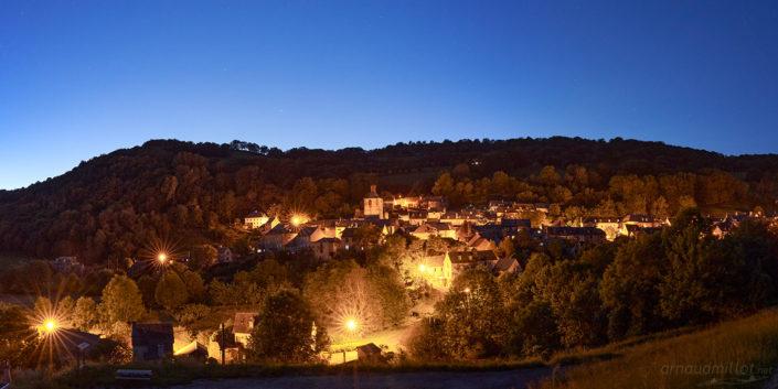 Saint Chély d'Aubrac, Aveyron, Mai