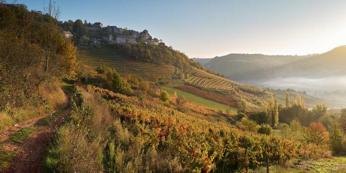 Sous Cassagnes Comtaux, Goutrens, Aveyron