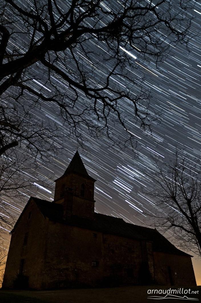 Saint Jean le Froid, Mouret, Aveyron, Mars
